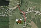 Chatka Janka - Pozícia na mape